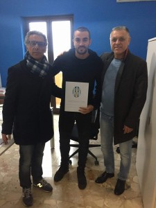 Nikolay Diulgerov signed with FC Akragas (Italy)