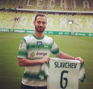 Simeon Slavchev signed with Polish club Lechia Gdansk