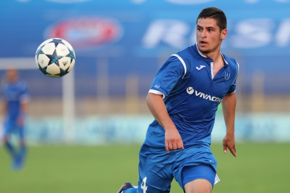 Ivan Goranov signed a new contract with PFC Levski Sofia (Bulgaria)