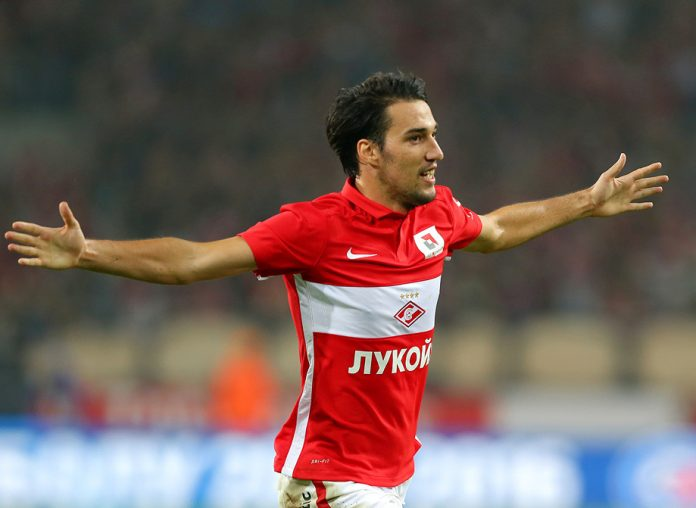 Ivelin Popov and Spartak Moscow terminated their contractual relations by mutual consent.
