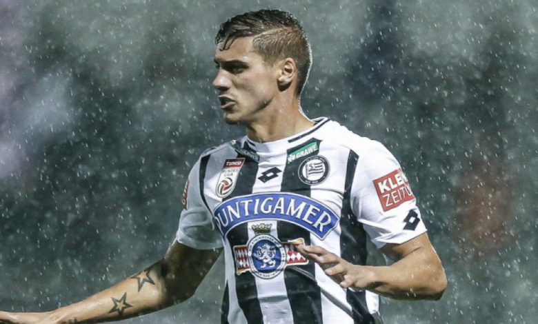 The amazing performance of Kiril Despodov in SC STURM GRAZ continues