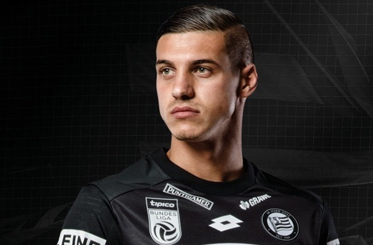 Extremely strong performance of Kiril Despodov with SK Sturm Graz