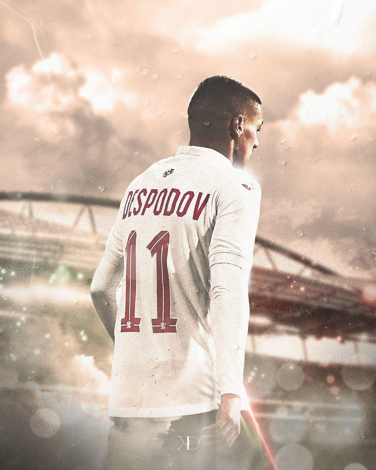 Кирил Десподов е напълно възстановен